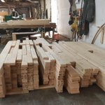 Image for the Tweet beginning: Mass Timber combined with digital