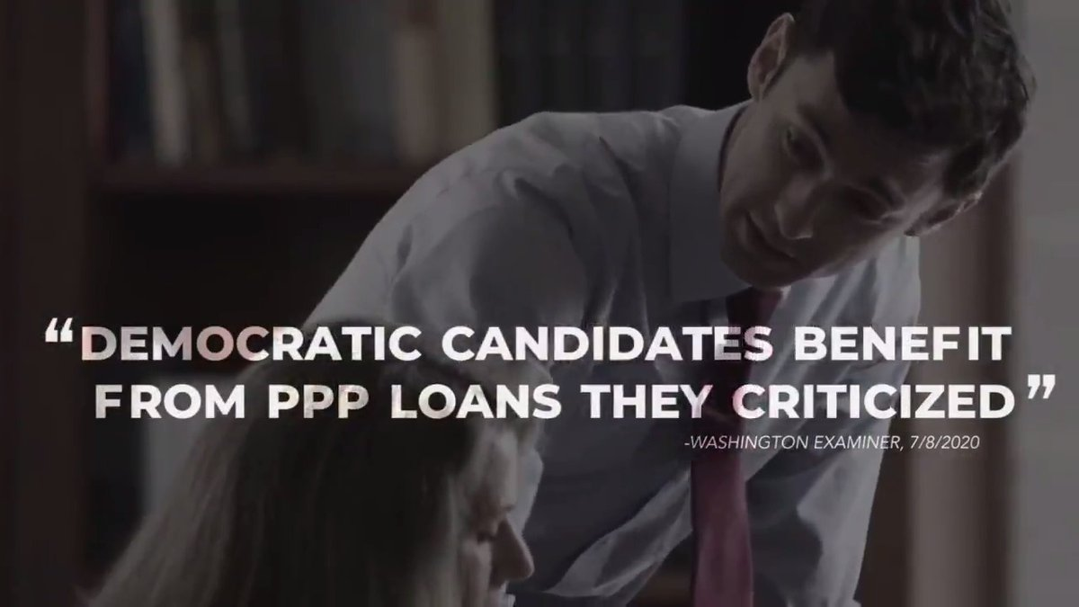 Replying to @NRSC: NEW VIDEO: When it comes to the Coronavirus pandemic, @Ossoff puts politics over people. #GASen #gapol