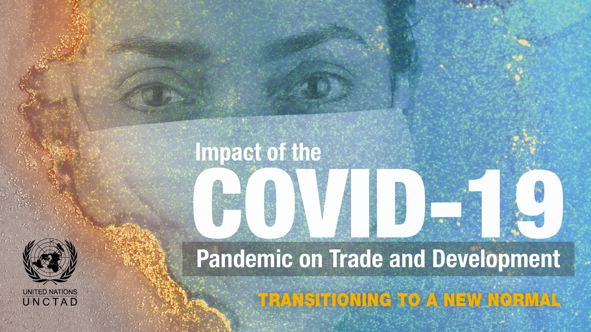 A #COVID19 vaccine may be on its way, but the costs of the pandemic are mounting, and the economic damage will long outlive the health crisis, @UNCTAD warns in a new report.  It charts a roadmap to more inclusive and sustainable post-pandemic recovery.