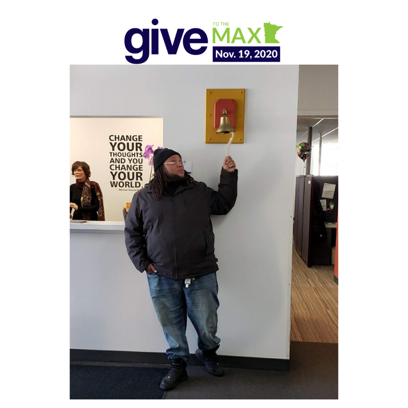 It's Give to the Max Day! Will you consider TCR this year? We invite you to play a huge role in transforming someone's life by supporting Twin Cities R!SE. It only takes a moment to do, but the impact of your gift will last a lifetime. 🔗