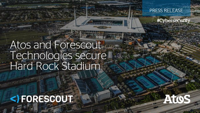 Atos & @Forescout today announce a jointly developed #cybersecurity solution for the...