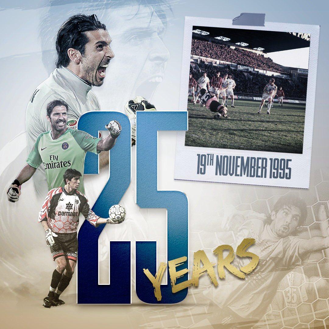 Long Ago, but Not so Very Long Ago #Buffon1995
