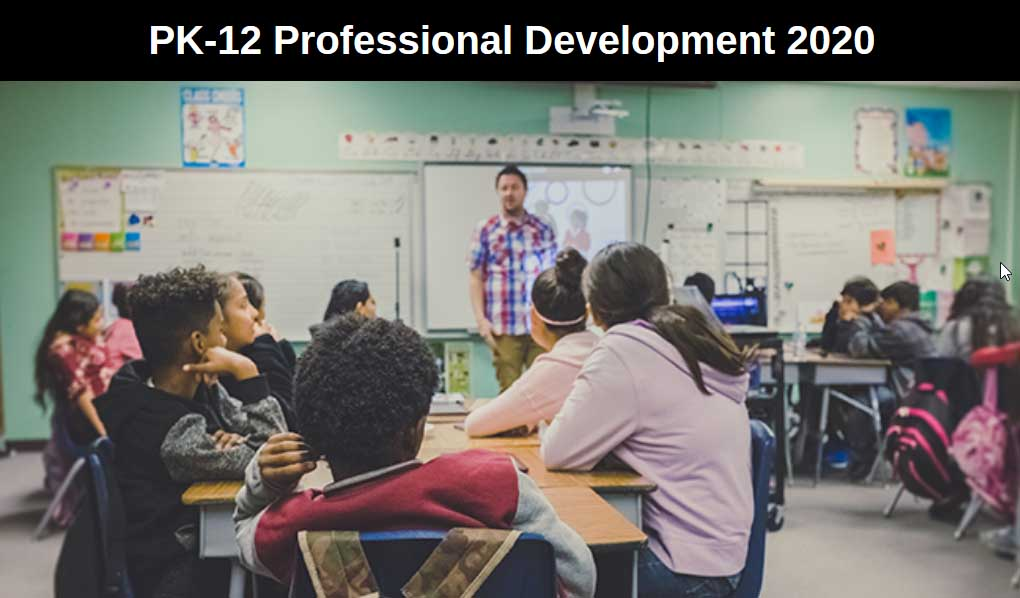 UW-Superior's Center for Continuing Education & Department of Education have partnered to offer PK-12 Professional Developme...
