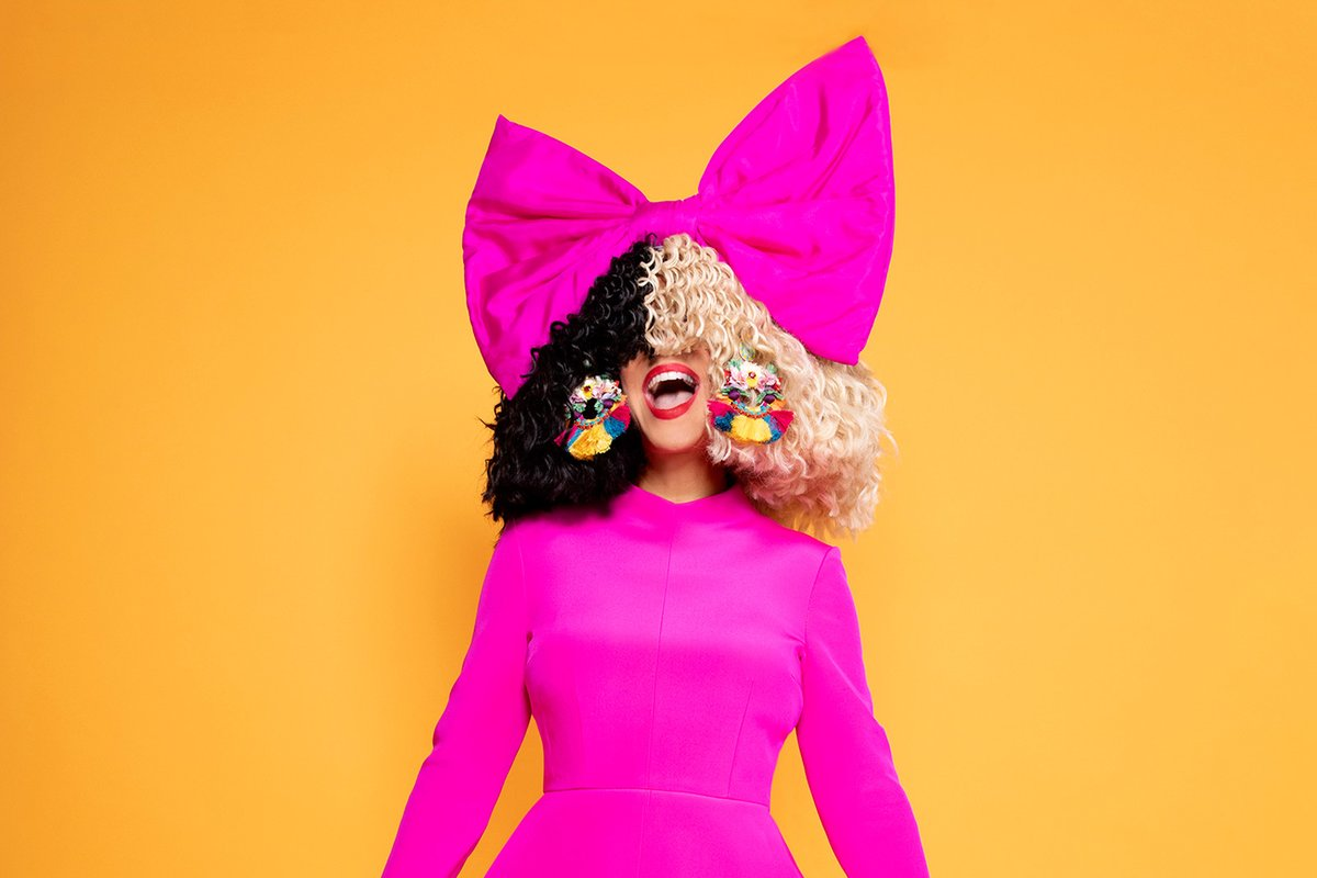 Sia has announced the new album 'Music - Songs From and Inspired By the Motion Picture,' written for her upcoming film starring Kate Hudson