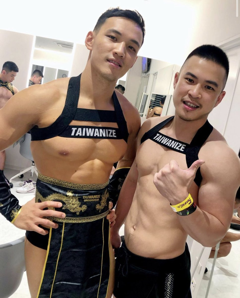 Well well well... it's getting hot in herrrre!!! 👀 instagram.com/chiu.yueh?igsh… Does anyone know if Chiu is on Twitter? #gayasian #gaytaiwan #formosapride #taiwanize