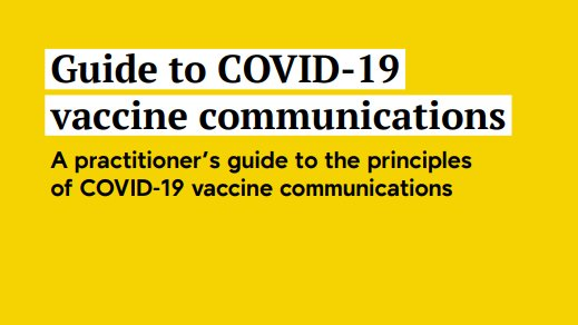 """This is going to be one of my most important threads.   On Oct 24 2020 we analyzed the Rockefeller Foundation """"Message Handbook - #Covid19 Testing & #Tracing, Sept 2020"""".  This thread examines the #UN [Share] Verified Guide to COVID-19 #Vaccine Communications (released Nov 18)."""