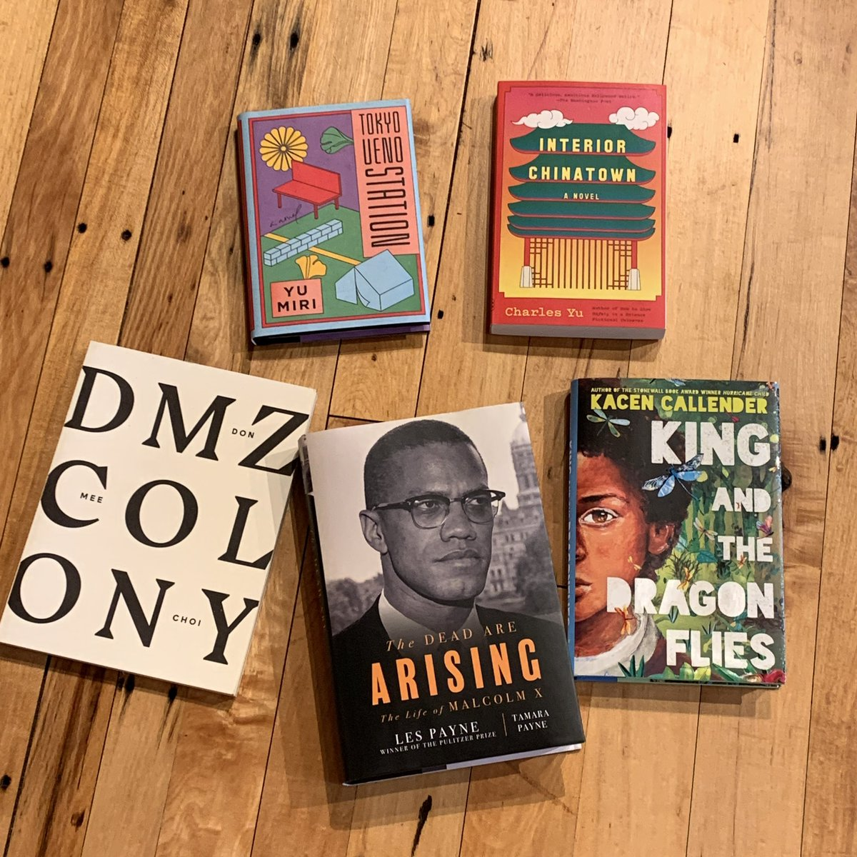 Congratulations to all the @nationalbook award winners! Snag a copy of one (or all) of these amazing books in store or online at ! #shoplocal #nationalbookawards