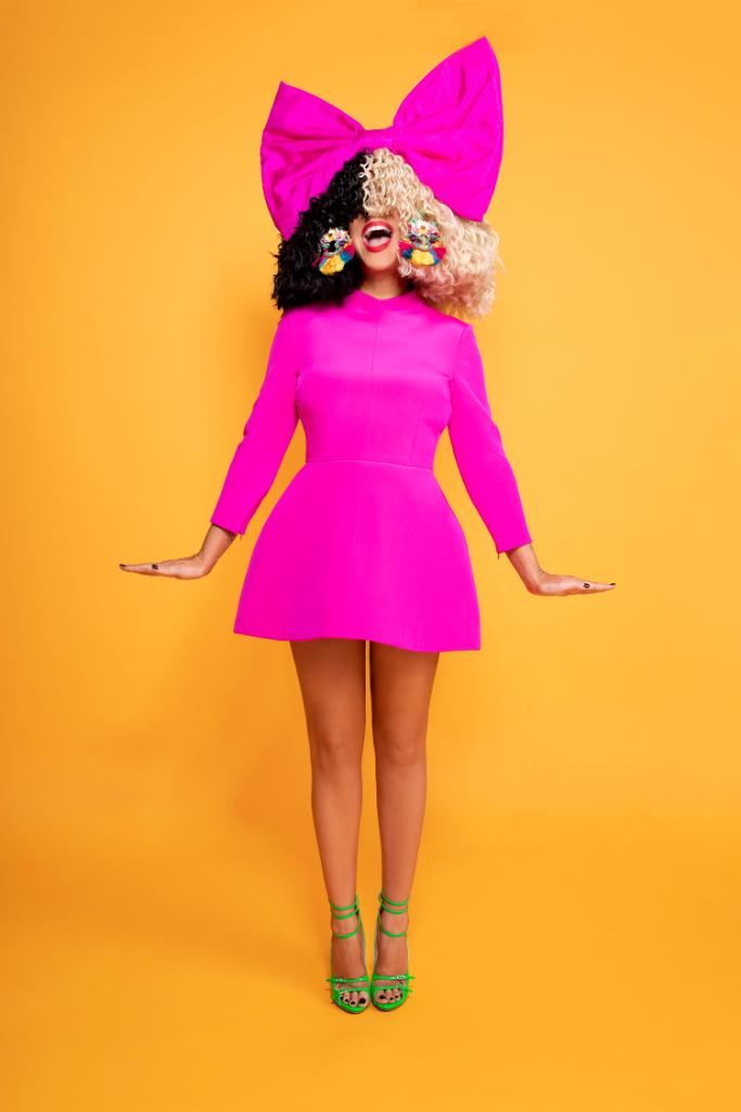 """Ahead of her forthcoming album #Music, @Sia has released the first single """"Hey Boy."""" Listen now:"""