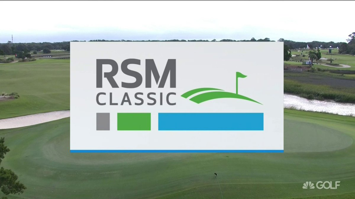 Championship Sunday at @TheRSMClassic 🏆 Watch live coverage now on GOLF and streaming: golfchnl.co/1ga