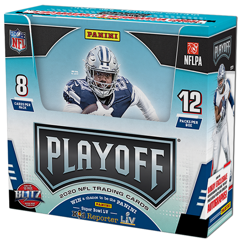 .@PaniniAmerica showcases some of the autograph content in the live-tomorrow 2020 Playoff @NFL Football.  #WhoDoYouCollect | #NFL   https://t.co/67LoKQi79Z https://t.co/5lRm5lCQQi