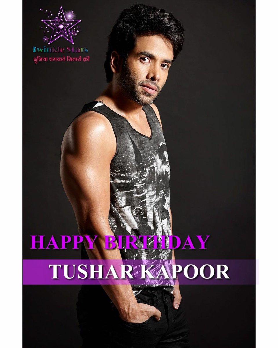 Happy Birthday Tushar Kapoor 💐💐🎂🎂  #tussharentertainmenthouse #Tussharkapoor #HBDTussharkapoor #Bollywood #bollywoodactor @TusshKapoor