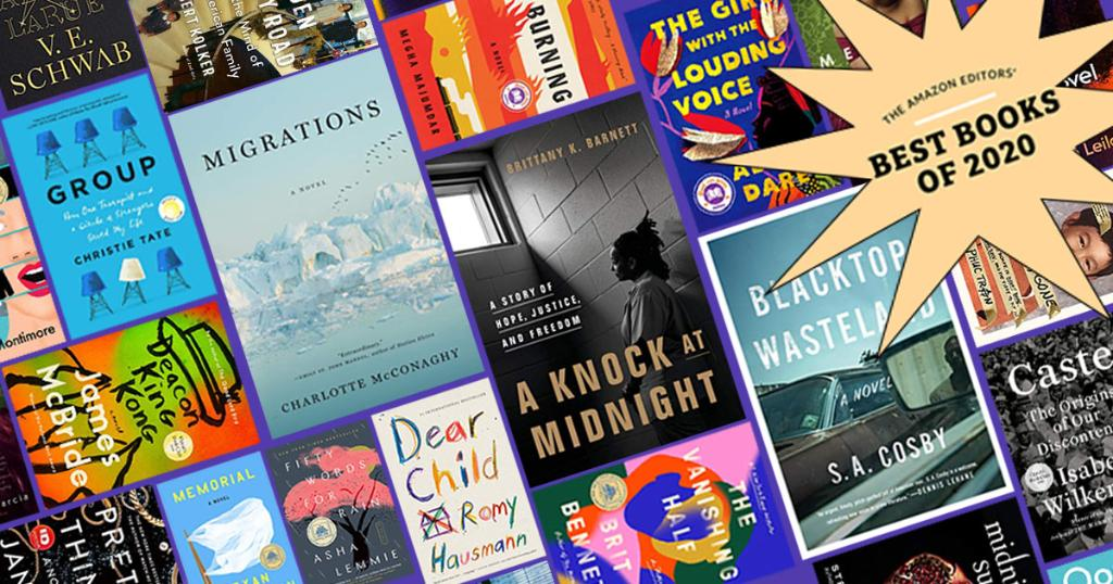 While 2020 has fallen wildly short of many expectations, it's been a boon for readers who enjoy great books. Here are the ones the Amazon Books editors don't want you to miss: