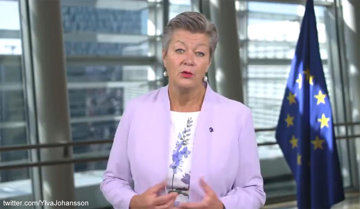 Comisarul pentru afaceri interne, @YlvaJohansson: Imaginați-vă că, în calitate de victimă, știți că cel mai rău moment din viață este pe internet şi că o șansă de a fi salvați de abuzuri a fost ratată pentru că instrumentele de contracarare au devenit ilegale #EndChildSexAbuseDay