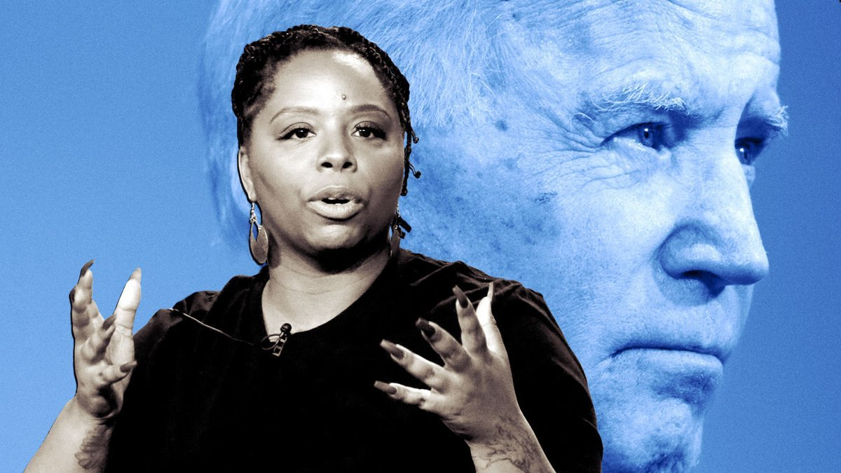 Note to Biden Administration: Don't take Black voters for granted, writes @OsopePatrisse