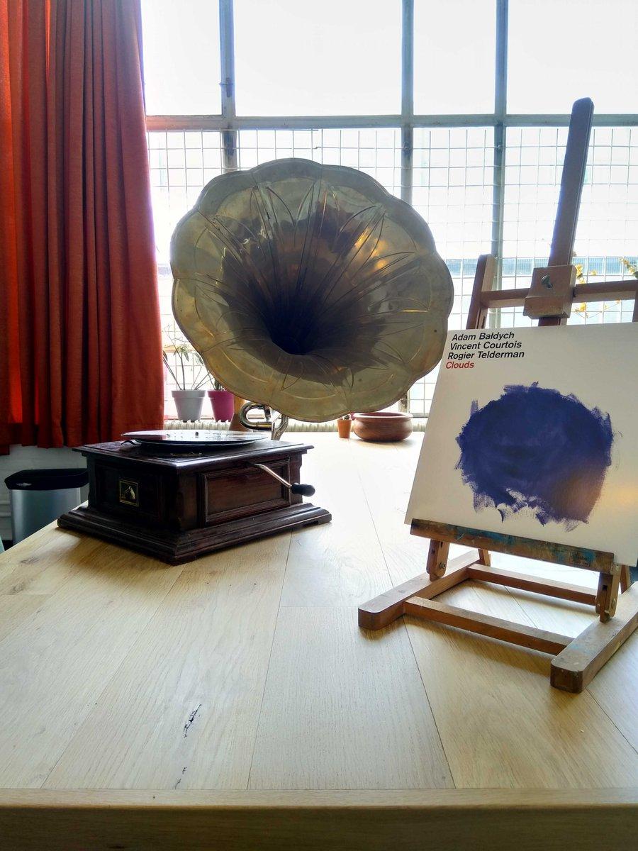 Great new review on 'Clouds' on @JazzpressPL  #telderman #musicismagic @act_music