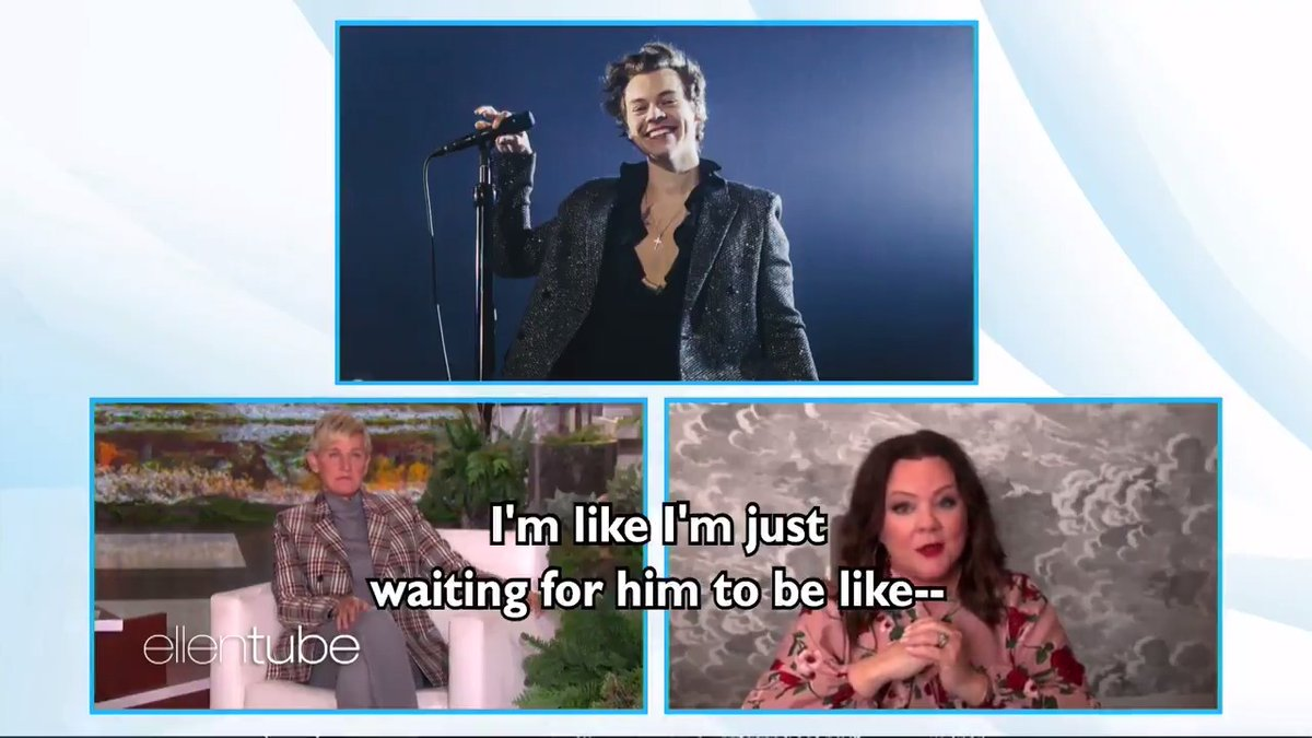 Who doesn't have a crush on @Harry_Styles?