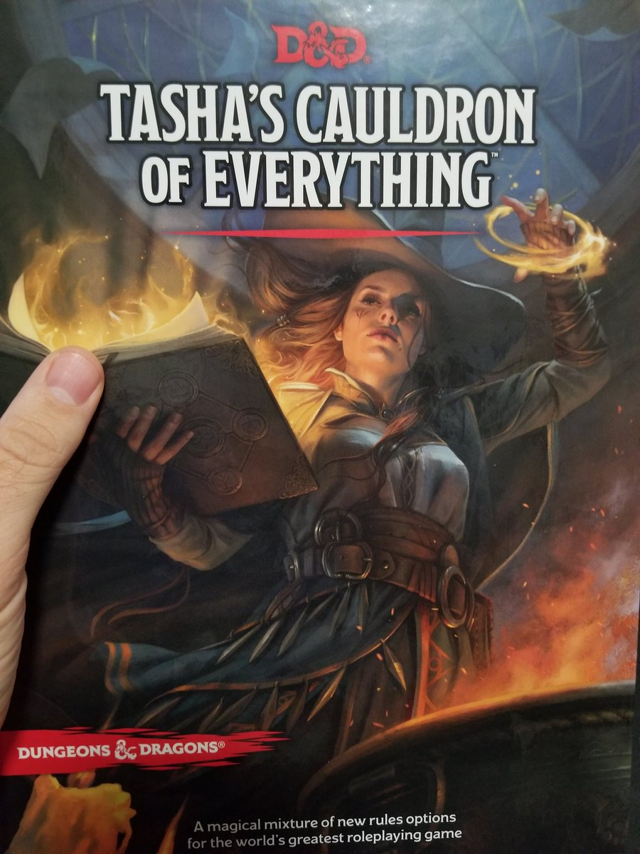 Gambet - Anyone else got #TashasCauldronofEverything yet? What's your favorite part? Mine just came in the mail, so goodbye until tomorrow!