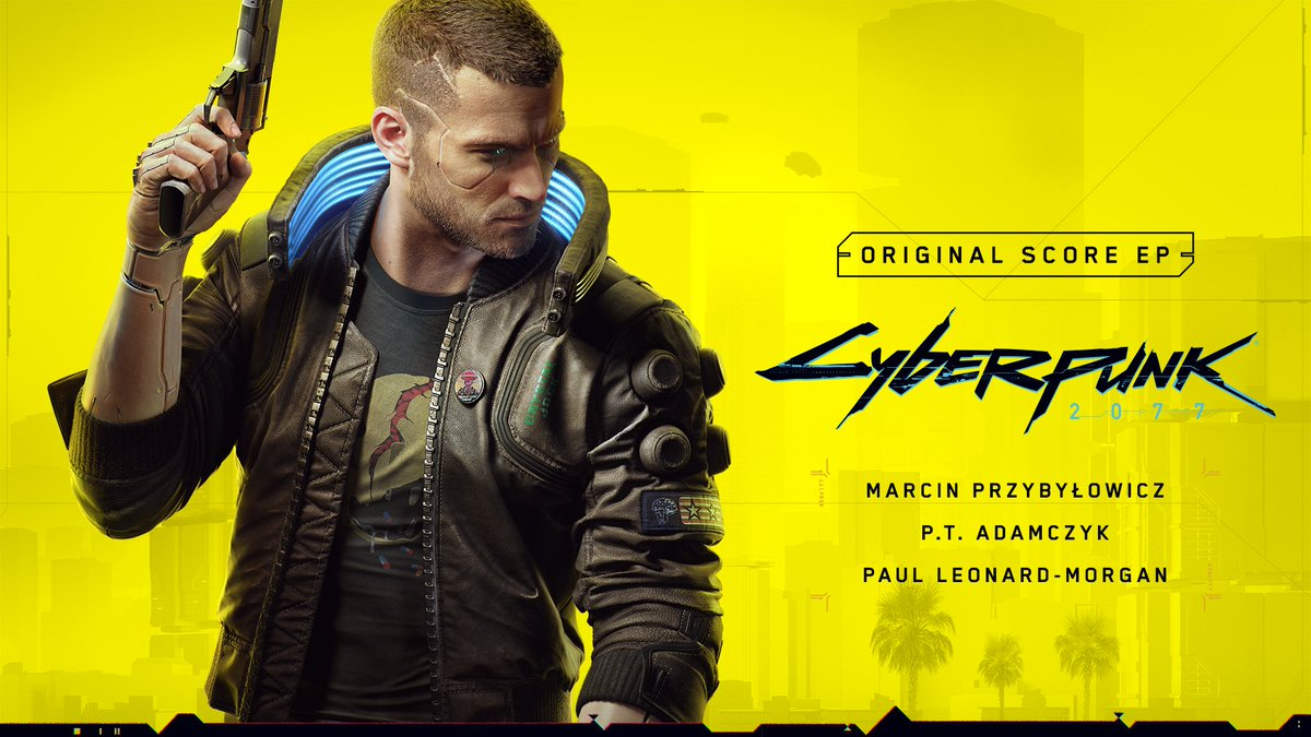 In today's episode of Night City Wire, we talked about the music of #Cyberpunk2077... and what better way of diving into the music than to actually listen to it?