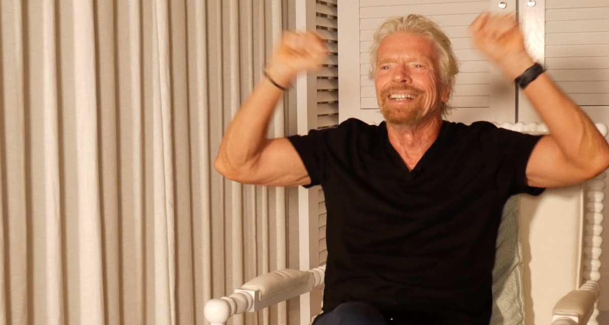 My reaction to seeing @VirginHyperloop make history as it travelled with two passengers: