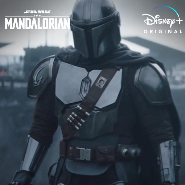 Chapter 12. Now Streaming. #TheMandalorian #DisneyPlus