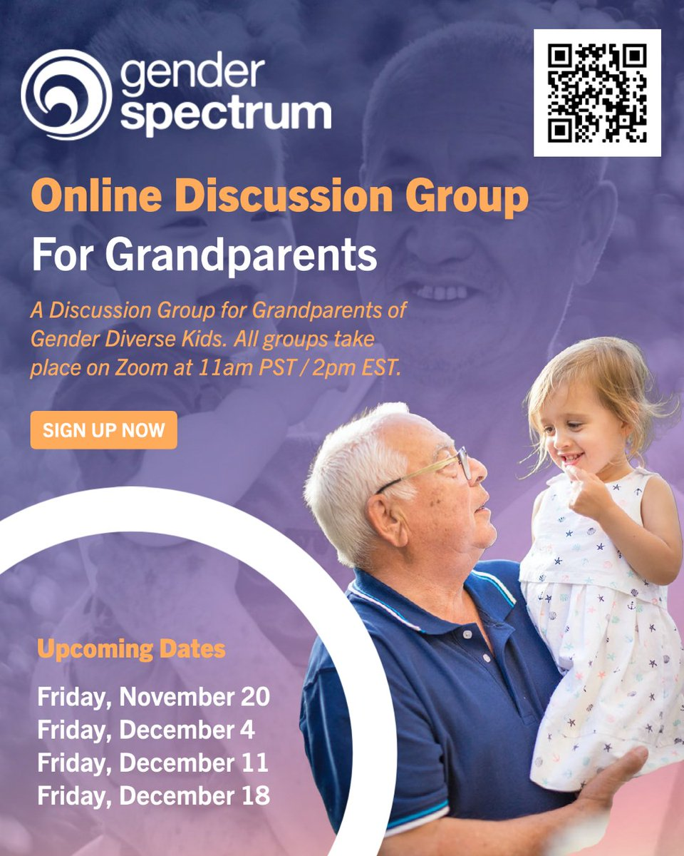 #ICYMI Our Grandparents group is back! We have 4 new dates locked in starting this Friday. Sign up to join: tfaforms.com/4803168