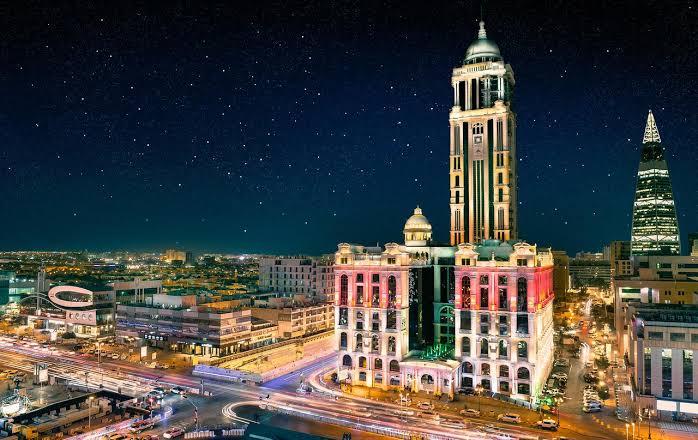 نال #فندق_نارسيس_الرياض على جائزة الفخامة العالمية للمرة السادسة كأفخم فندق في مدينة على مستوى #الشرق_الأوسط و #شمال_أفريقيا وتعد مجموعة #فنادق_نارسيس ملاذاً للباحثين عن الخدمات الراقية بأجواء مختلفة  #موسوعة_المسافر
