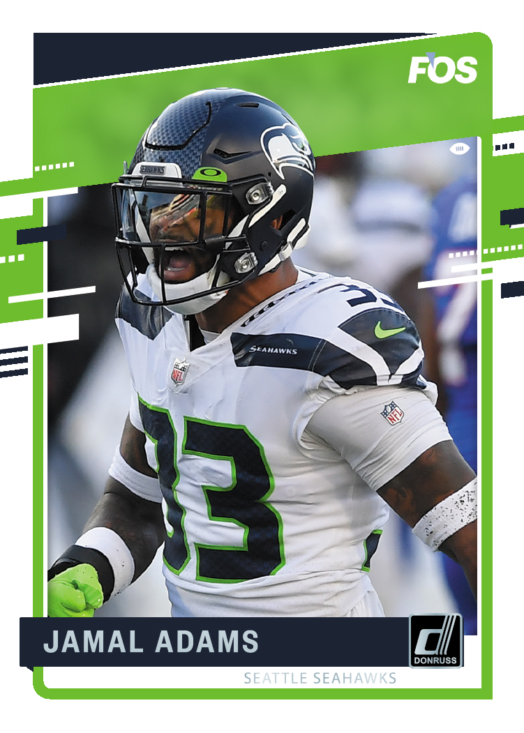 Jamal Adams was drafted 6th overall by the New York Jets in the 2017 NFL Draft.   The Seattle Seahawks signed Adams to a 4-year, $22.3 million contract, which included a $14.3 million signing bonus and $22.3 million in guarantees.  (⚡️: @PaniniAmerica) https://t.co/CWcBIbpnWi