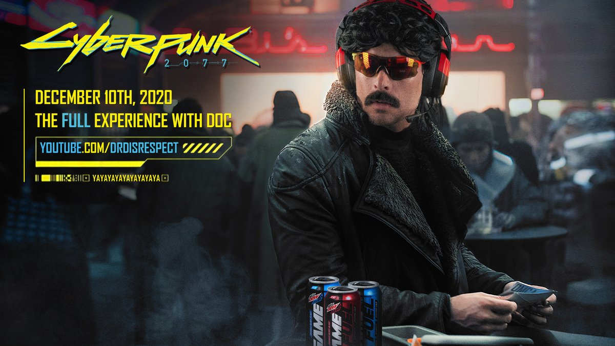 @drdisrespect's photo on DMCA