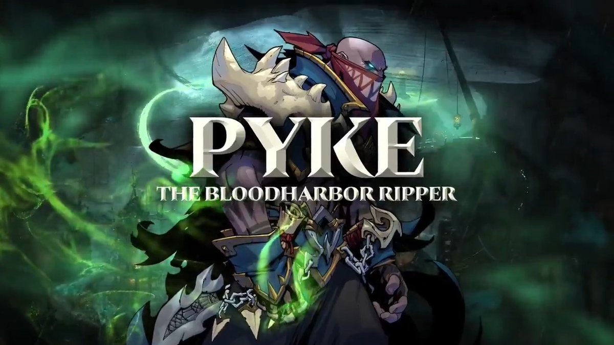 Pyke's home is Bilgewater, whether or not he cares to save it. However, on occasion, hitching yourself to another's ship can be the fastest way to travel.   Pyke and Bilgewater need you, will you answer the call?