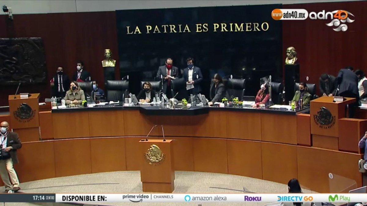 Image for the Tweet beginning: #AlMomento   Aprueban en el