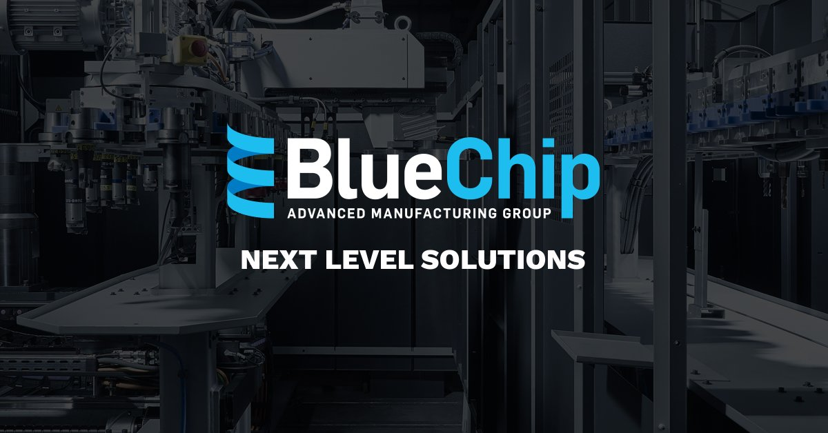 Introducing BlueChip Advanced Mfg Group, a new division of #𝗘𝗹𝗹𝗶𝘀𝗼𝗻𝗧𝗲𝗰𝗵𝗻𝗼𝗹𝗼𝗴𝗶𝗲𝘀. #BlueChipAMG is dedicated to providing tailored #manufacturing solutions to take your business to the next level. -- https://t.co/c3pdOE0EJk #cnc #machining https://t.co/NylNu7dwV6