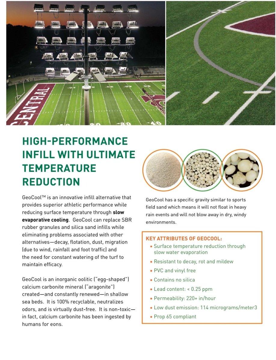 High performance. Cooler temperatures.