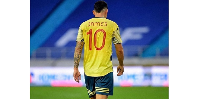 James dice que no hubo pelea entre los jugadores de la Selección Colombia https://t.co/qw9myf7tlJ https://t.co/0cy18fvY4s