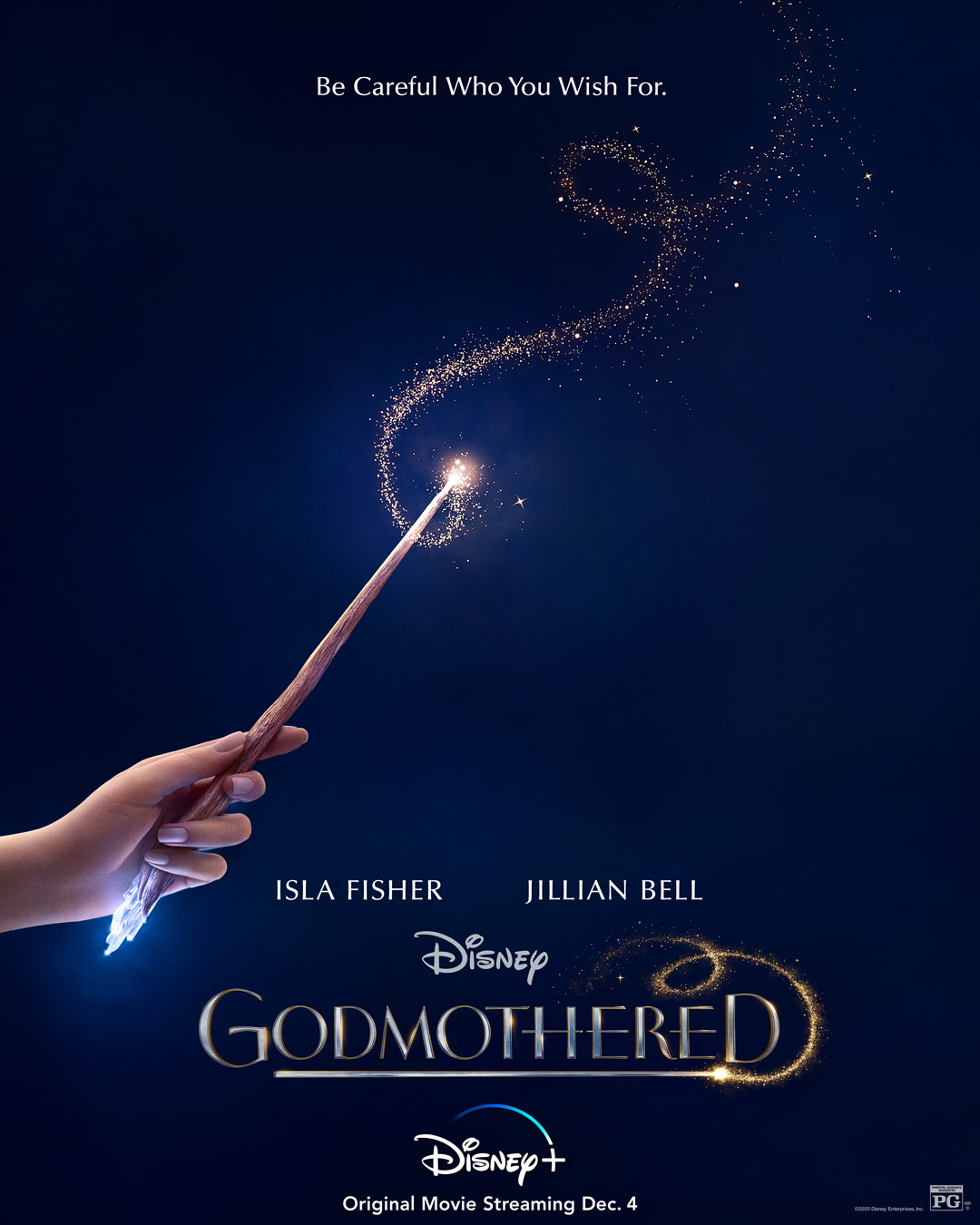 Disney On Twitter Check Out The All New Original Movie Disney S Godmothered Streaming Dec 4 On Disneyplus