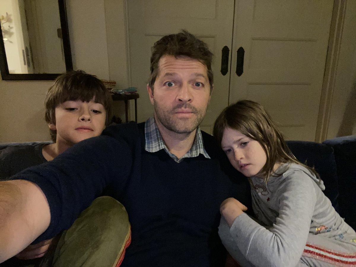 @mishacollins's photo on Supernatural