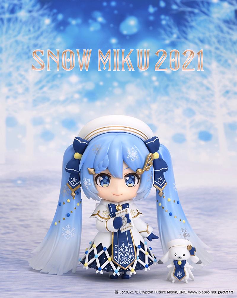 本日のブログを更新いたしました❄↓↓↓【お披露目】「ねんどろいど 雪ミク Glowing Snow Ver.」【市電の様子も】⇒今年のテーマは〈北海道の雪をイメージした『イルミネーション』〉です✨販売方法等は記事内にて💠#雪ミク #SNOWMIKU #ねんどろいど #goodsmile