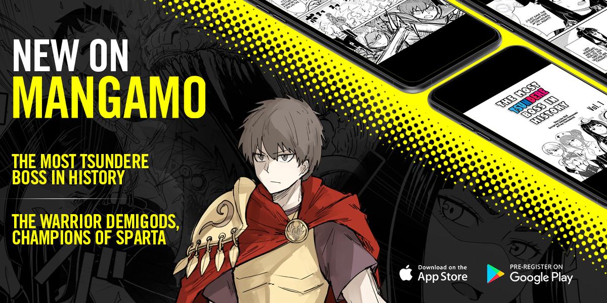 Mangamo Manga Subscription App Launches on Android