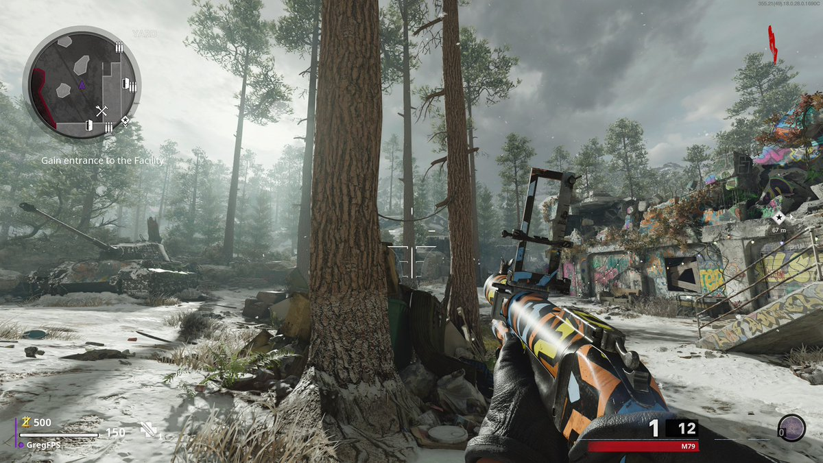 GregFPS - This launcher is so toxic -Get 5 Kills with 1 shot 750 times....Seriously that's worse than every Damascus challenge.