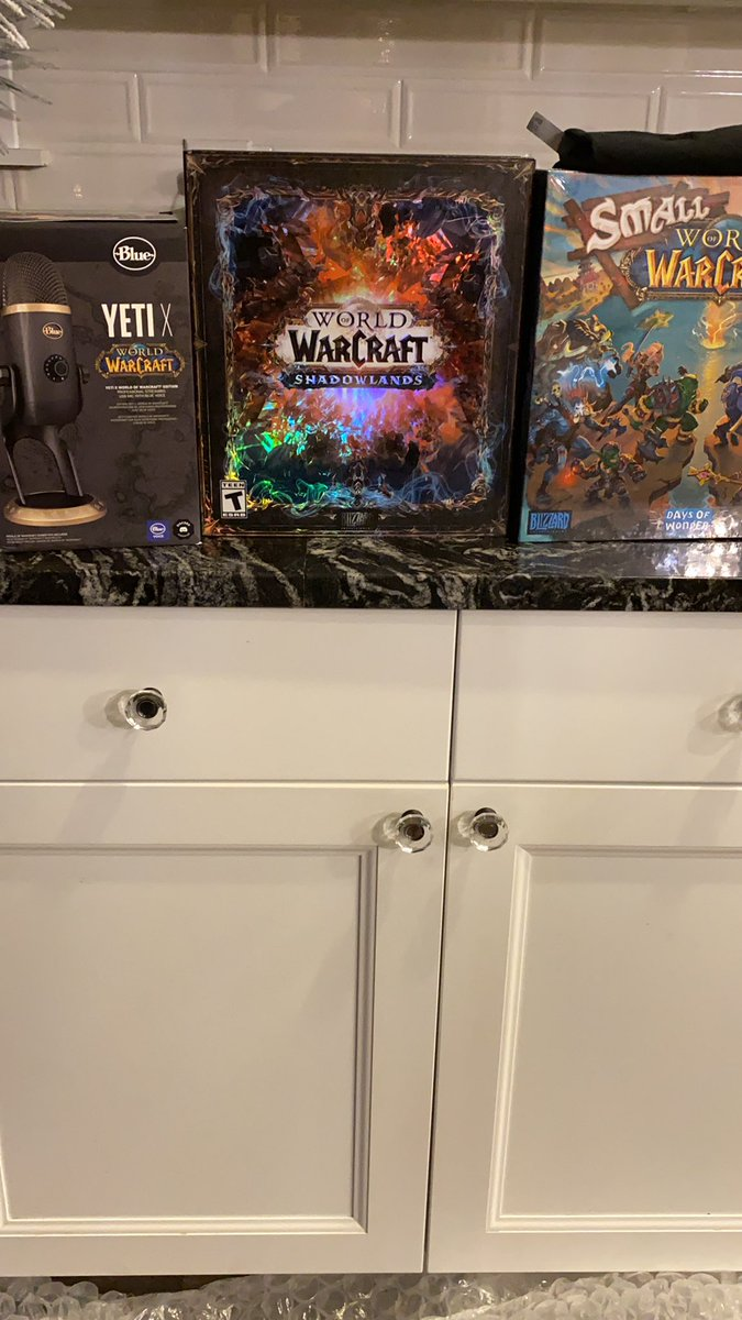 Yyyyyaaaaassss thank you @Blizzard_Ent for the gift #shadowlands https://t.co/MHFSfQa8Dw