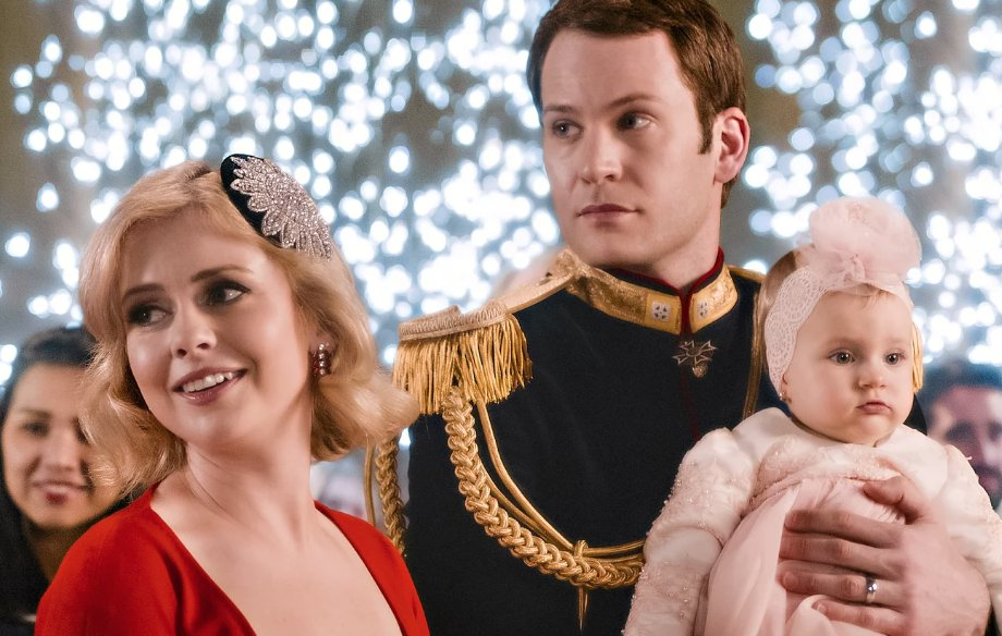 In Princess Switch 2, Amber & Richard attend Margaret's coronation. Meaning they're not just fictional movie characters! WHICH BEGS AN IMPORTANT QUESTION-- within the Netflix holiday cinematic universe, is A Christmas Prince an authorized biopic about the Aldovian royal family??