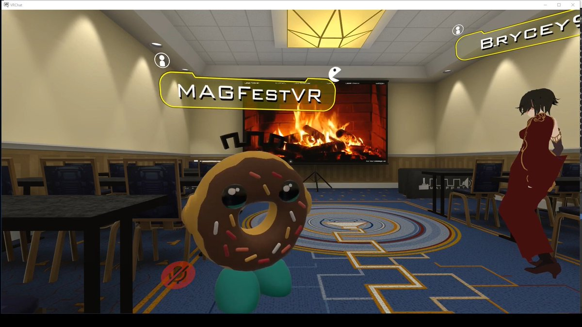 NEWS: MAGFest Introduces The MAGLord — a Virtual Space For Its 2021 Event ✨ More: got.cr/MAGlord