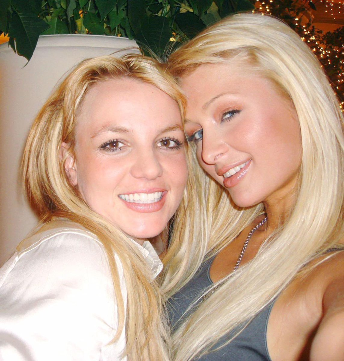 14 years ago, @britneyspears and I invented the selfie ❤️ #LegendsOnly