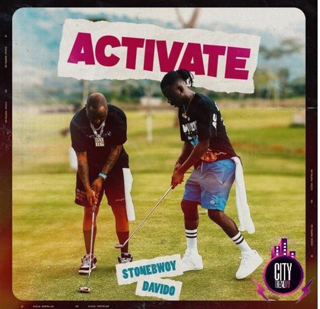 Stonebwoy - Activate ft Davido