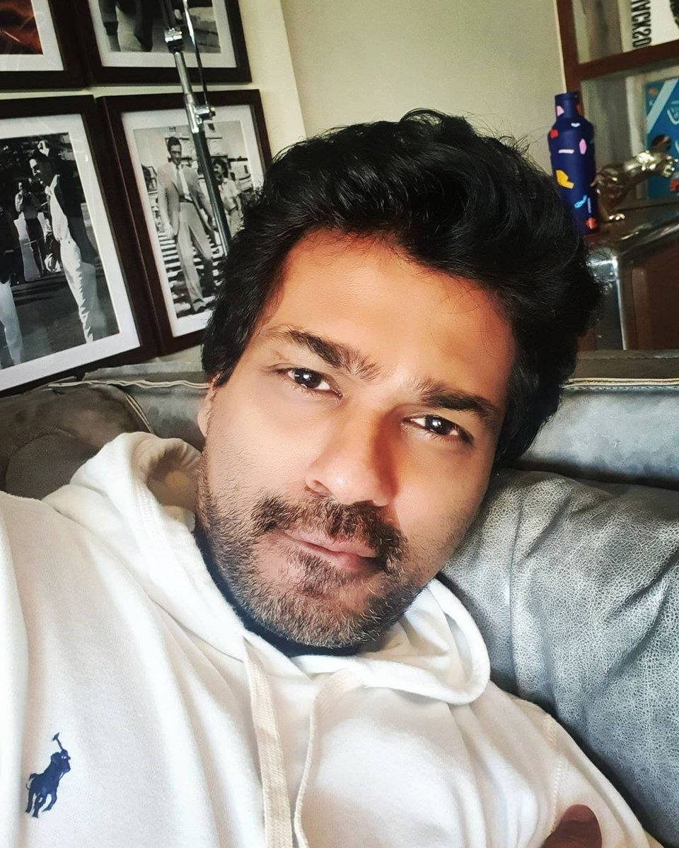 Actor-producer @Nikhil_Dwivedi confirmed that he has tested positive for #COVID19 and is under #quarantine at home #NikhilDwivedi #coronavirus