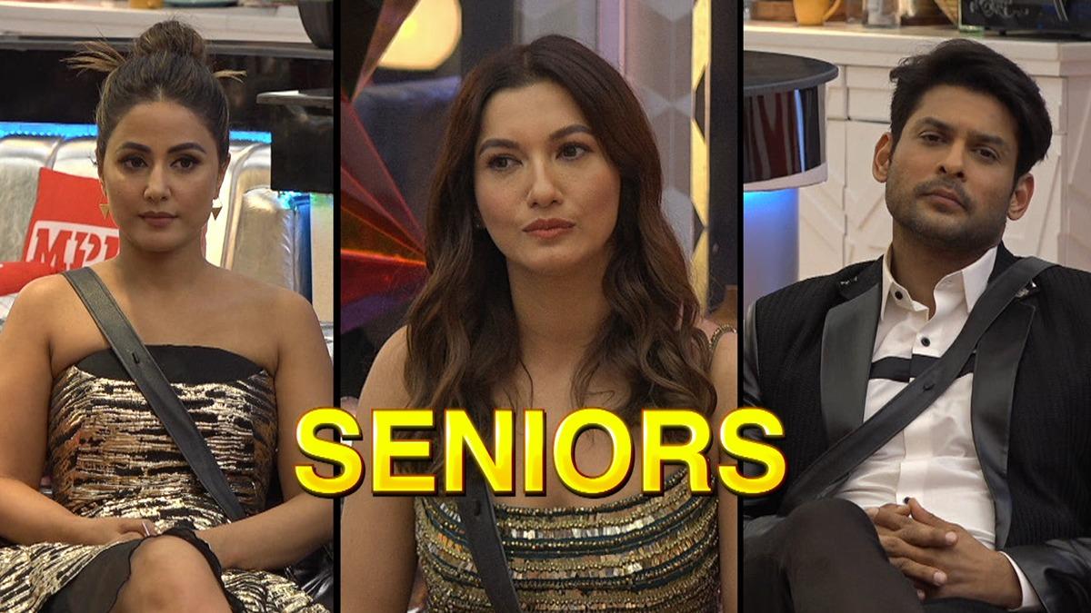 #FlashbackFriday🔥 Which senior do you miss the most?  🔁RT for #SidharthShukIa, ❤️LIKE for #HinaKhan, 🗨️COMMENT for #GauaharKhan!  #BB14onJioCinema #BiggBoss2020 #bb14 #SalmanKhan