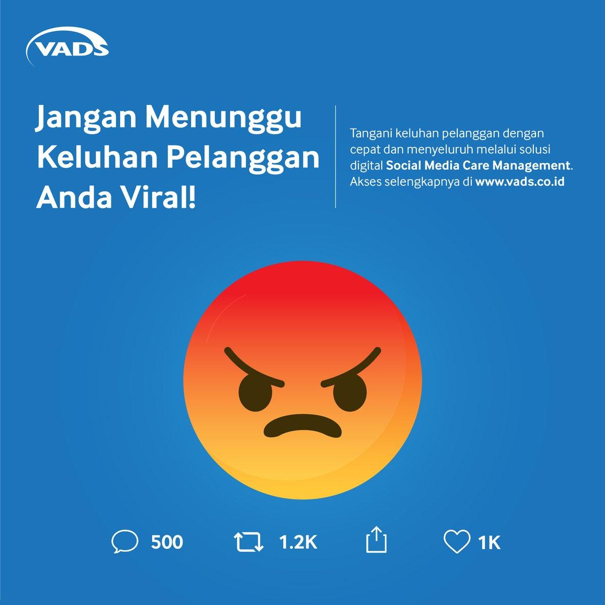 Pt Vads Indonesia On Twitter Segera Tangani Kebutuhan Customer Melalui Channel Social Media Dengan Solusi Social Media Care Management Dari Vads Indonesia Akses Informasi Selengkapnya Terkait Solusi Ini Di Https T Co Pjayj7zjuj Socialmediacare