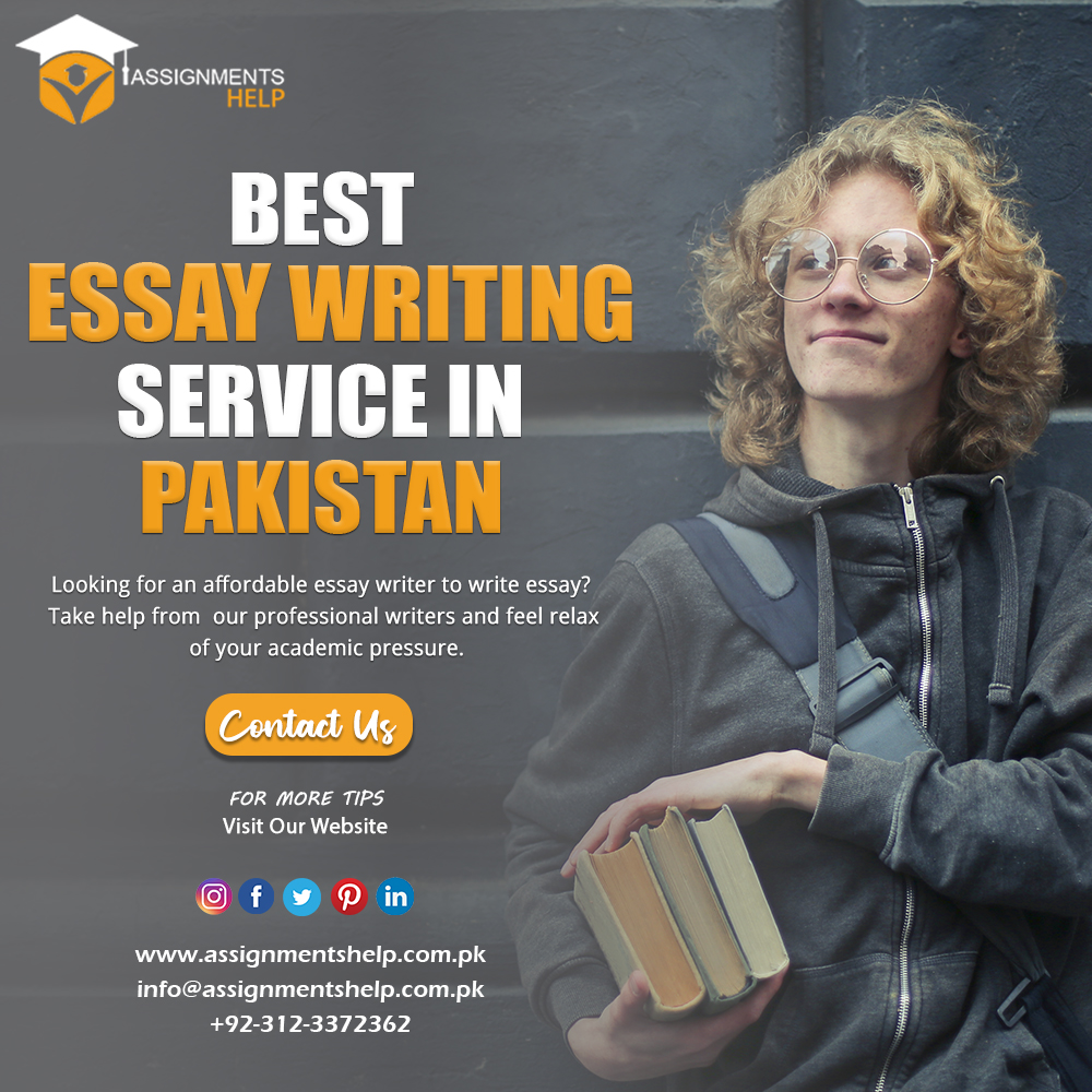 Assignment writing help in pakistan