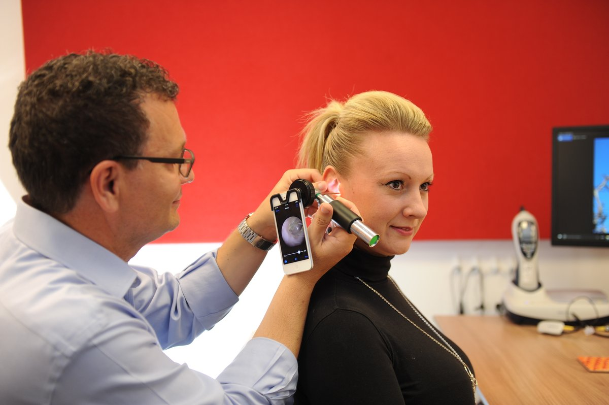 Ear Wax Extraction  Using state-of-the-art video otoscopy equipment to directly visualise the wax in your ear we can safely remove #earwax with the use of ENT micro-instruments     Learn more at    #hearingloss #health #Cambs