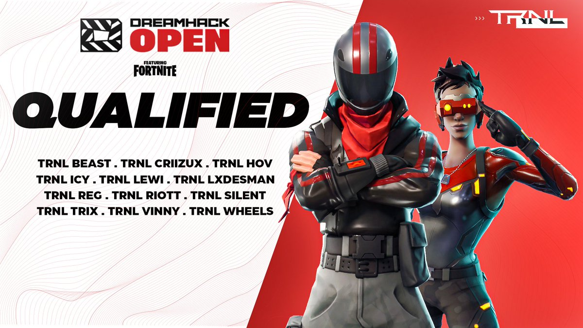 Whole Gang Qualified out of DreamHack Opens Today 👀 Good Luck to everyone tomorrow in Semis/ Finals!!