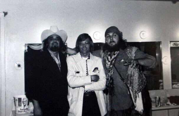 My Father in the middle! 1973 ANCH ALASKA Happy birthday Dr. John!